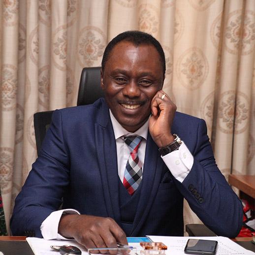 Ing. Prof. Kwadwo Adinkrah-Appiah